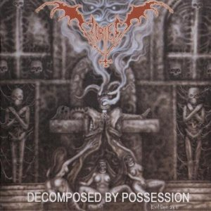 Mortem - Decomposed by Possession cover art