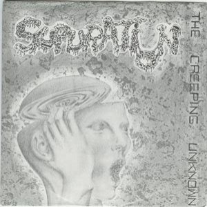Supuration - The Creeping Unknown cover art