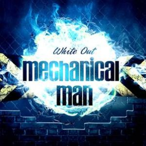 Mechanical Man - White Out cover art