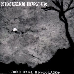 Nuclear Winter - Cold Dark Wastelands cover art