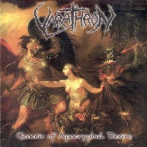 Varathron - Genesis of Apocryphal Desire cover art