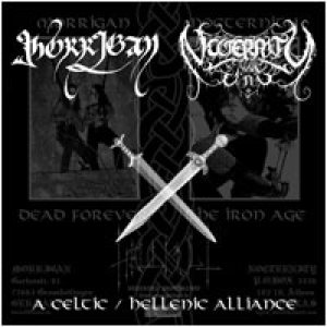 Morrigan / Nocternity - A Celtic/Hellenic Alliance cover art
