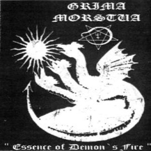 Grima Morstua - Essence of Demon's Fire cover art