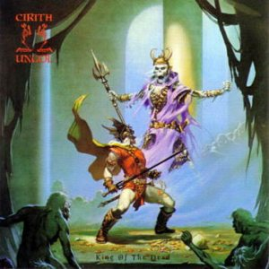 Cirith Ungol - King of the Dead cover art