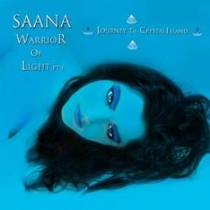 Timo Tolkki - Saana - Warrior of Light, part 1 cover art
