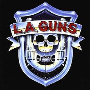 L.A. Guns - L.A. Guns cover art