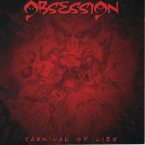 Obsession - Carnival of Lies cover art