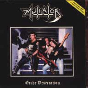 Mutilator - Bloodstorm cover art