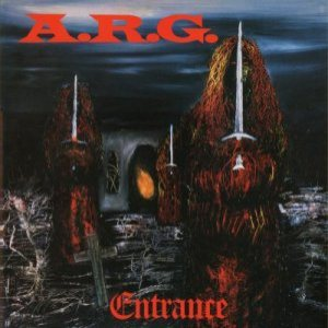 A.R.G. - Entrance cover art