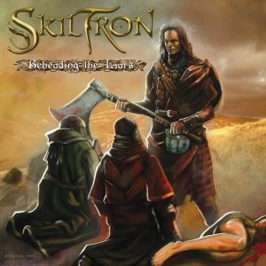 Skiltron - Beheading the Liars cover art
