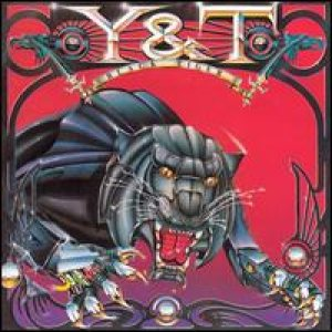 Y&T - Black Tiger cover art