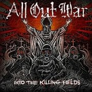 All Out War - Into the Killing Fields cover art