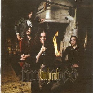 Witchcraft - Firewood cover art