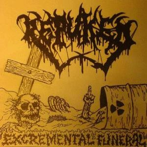 Repuked - Excremental Funeral cover art