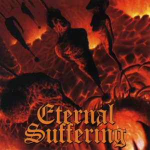 Eternal Suffering - The Echo of Lost Words cover art