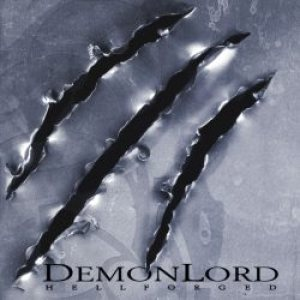 Demonlord - Hellforged cover art