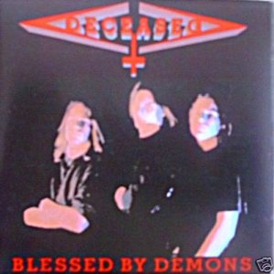 Finally Deceased - Blessed by Demons cover art