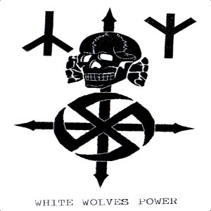 White Wolves Kommando - White Wolves Power cover art