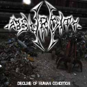 Absurdity - Decline of Human Condition cover art
