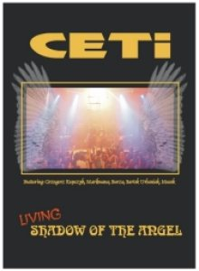 CETI - Living Shadow of the Angel cover art