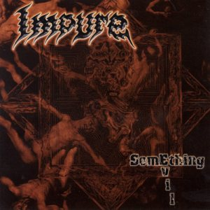 Impure - Something Evil cover art