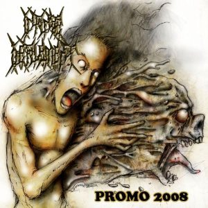 Infinite Defilement - Promo 2008 cover art