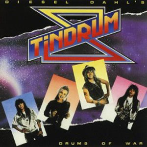 Tindrum - Drums of War cover art