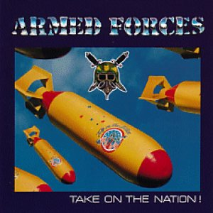 Armed Forces - Take on the Nation cover art