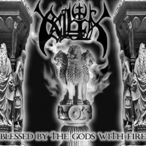 Rellik - Blessed by the Gods with Fire cover art