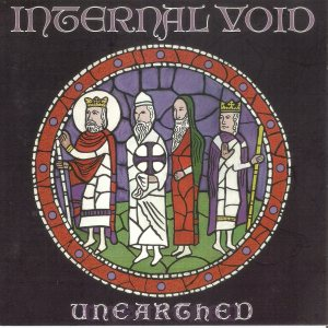 Internal Void - Unearthed cover art