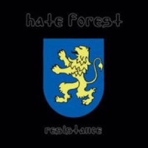 Hate Forest - Resistance cover art