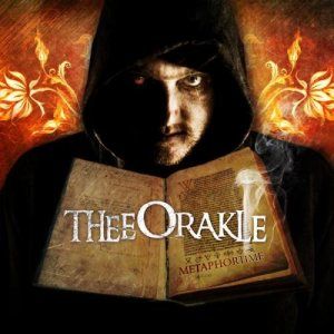 Thee Orakle - Metaphortime cover art