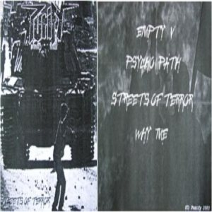 Purify - Streets of Terror cover art