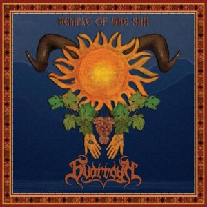 Svarrogh - Temple of the Sun cover art