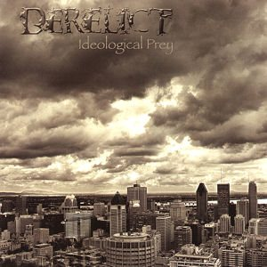 Derelict - Ideological Prey cover art