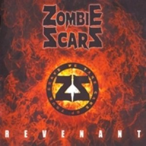 Zombie Scars - Ravenant cover art