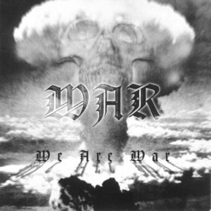 War - We Are War cover art