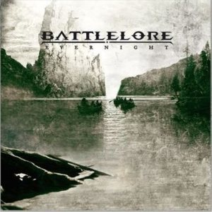 Battlelore - Evernight cover art