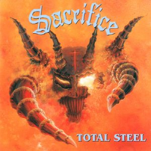 Sacrifice - Total Steel cover art