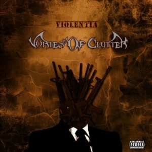 Vortex of Clutter - Violentia cover art
