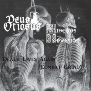 Deus Otiosus - Death Lives Again / Combat Grind cover art