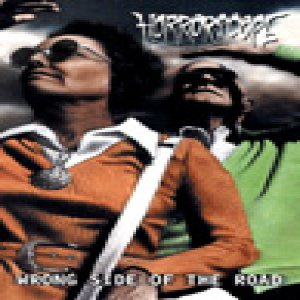 Horrorscope - Wrong Side of the Road cover art