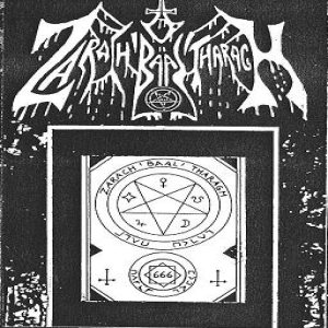 Zarach 'Baal' Tharagh - Demo 01 - Untitled cover art