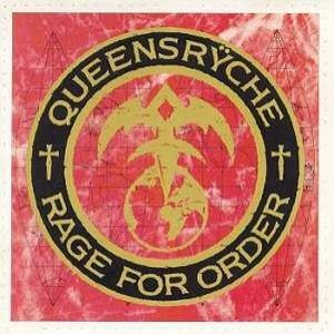 Queensryche - Rage for Order cover art