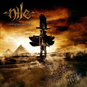 Nile - Ithyphallic cover art