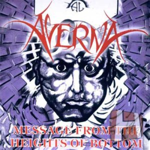 Averna - Message from the Heights of Bottom cover art