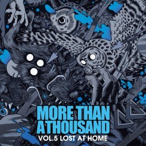 More Than a Thousand - Vol. 5: Lost At Home cover art