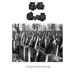 Ego Depths - Cemetery of the Unburied Worships cover art