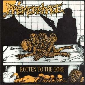 Haemorrhage / Obliterate - Haemorrhage / Embolism / Suffocate / Obliterate cover art