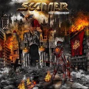 Scanner - The Judgement cover art
